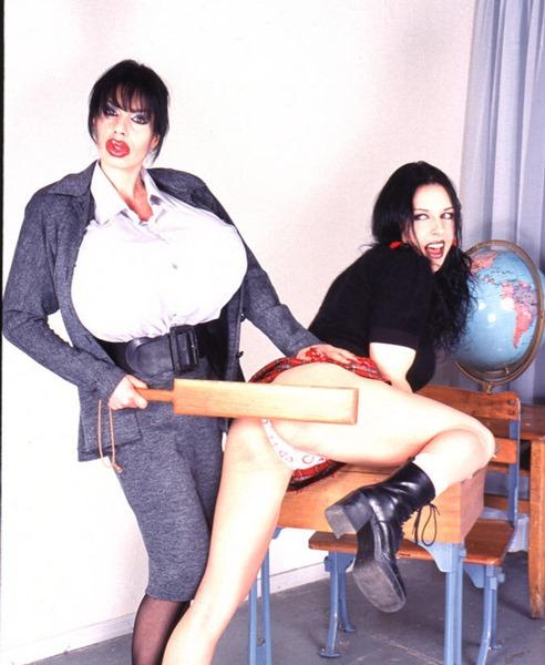mistress-rhiannon-spanking-a-hot-babe